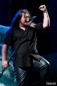 Dani G, cantante de Darksun