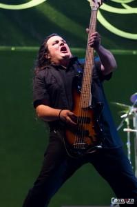 Adrián Huelga, bajista de Darksun