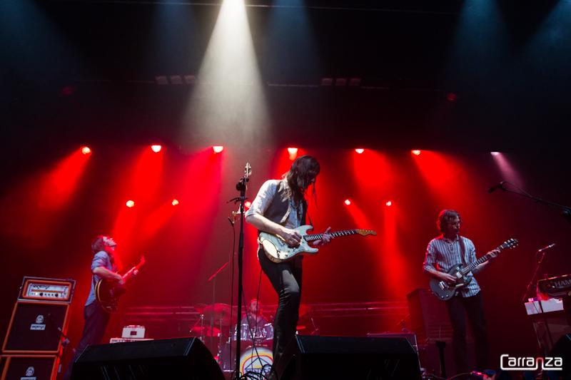 Jonathan Wilson Band, Avilés 2012